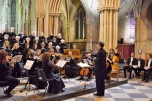 Elgar Festival: Coffee-concert with the Elgar Chorale