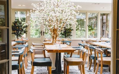 Old Rectory House Hotel – dining and imbibing