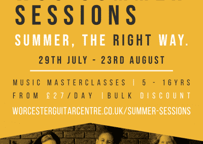 WGC Summer Sessions