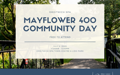 Mayflower 400 Community Day in Droitwich Spa