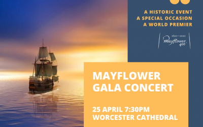 Celebrate Mayflower 400 at the Gala Concert – POSTPONED