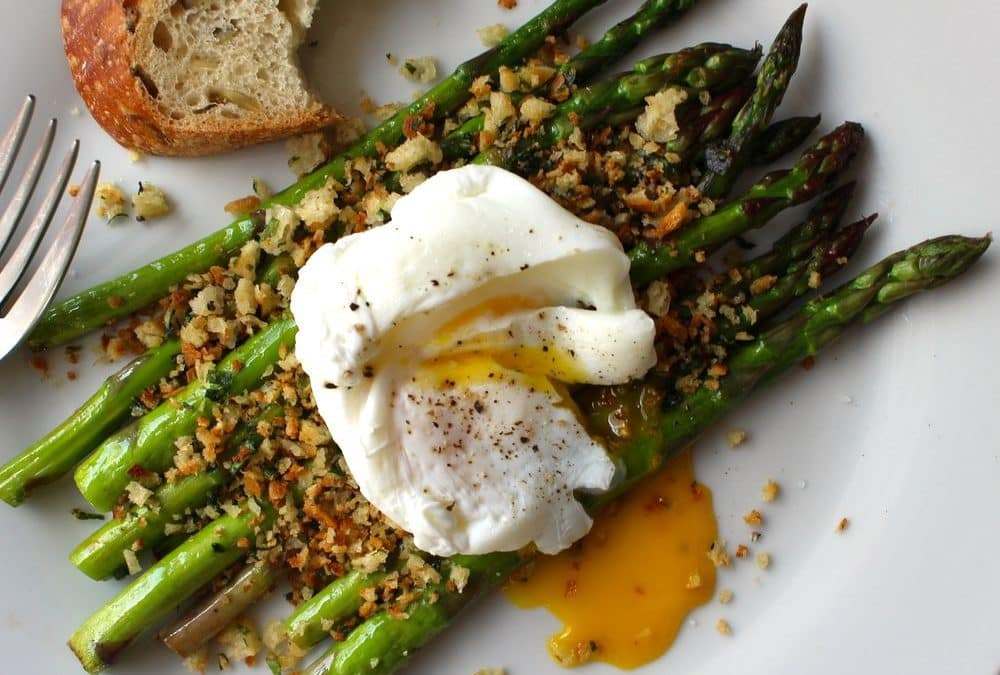 #FoodieFriday – Belle House Asparagus Salad