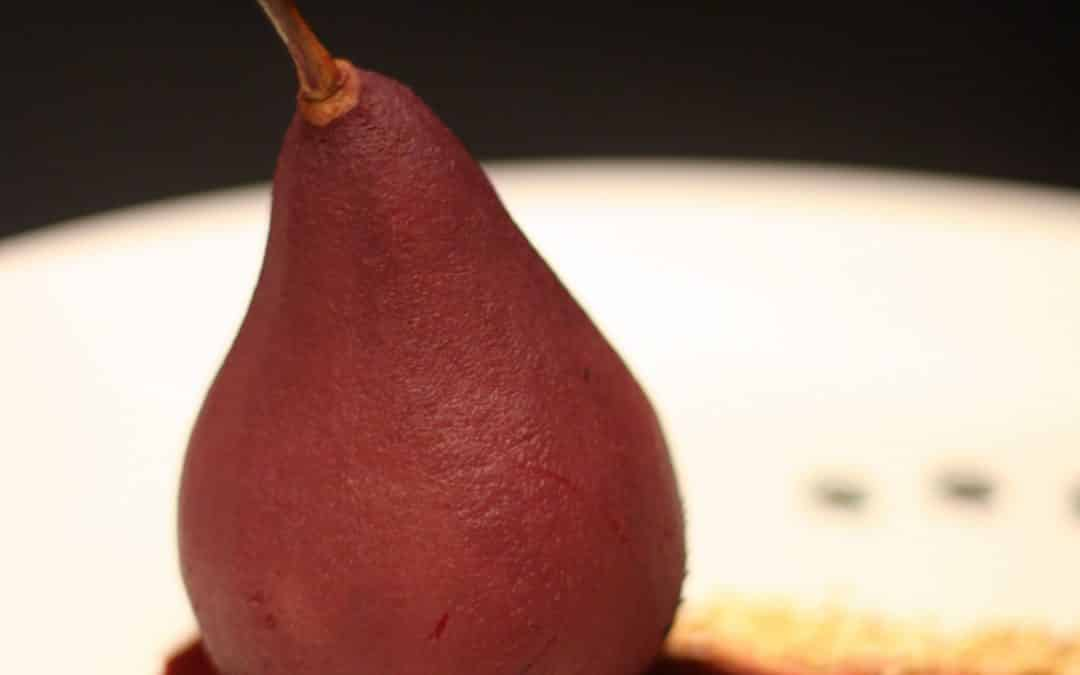 #FoodieFriday – The Black Pear