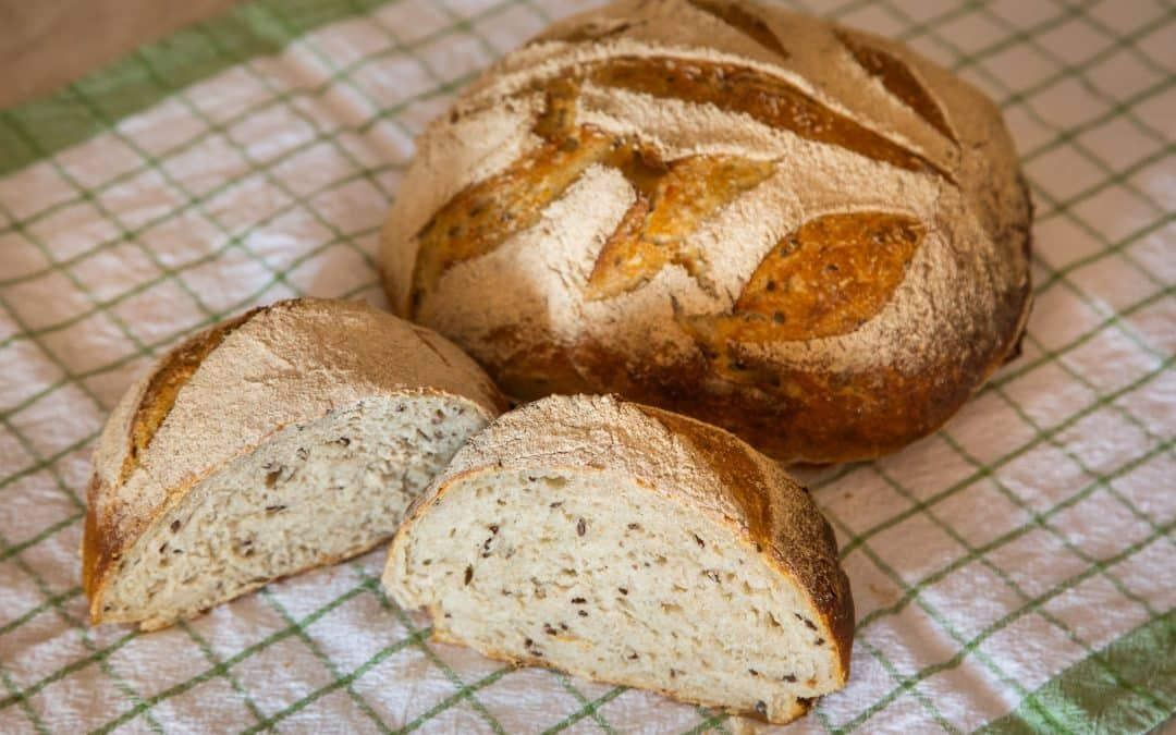The Cottage in the Woods – Sourdough Bread