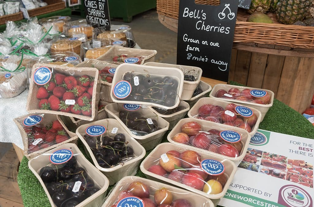Shop Worcestershire: Farm Shops