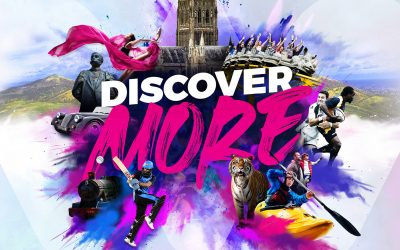 Discover More this bank holiday weekend!
